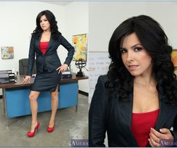 Danica Dillon - Naughty Office