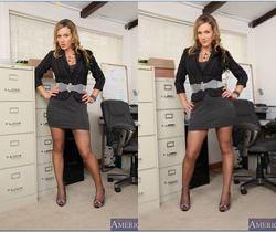 Nikki Sexx - Naughty Office