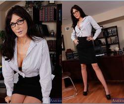 Diana Prince - Naughty Office