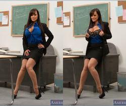 Lisa Ann - My First Sex Teacher