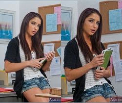Giselle Leon - Naughty Bookworms
