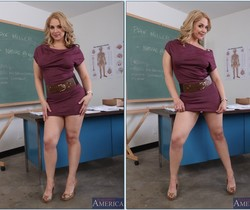 Sarah Vandella - My First Sex Teacher
