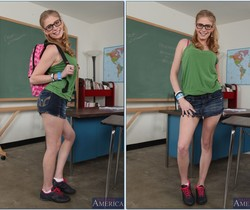 Allie James - Naughty Bookworms