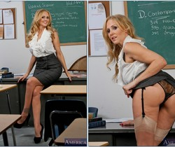 Julia Ann - My First Sex Teacher
