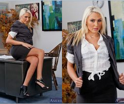 Katie Summers - Naughty Office