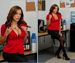 Francesca Lé - Naughty Office