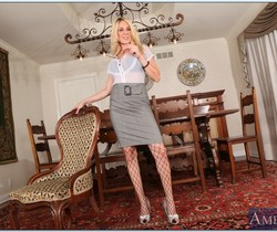 Angela Attison - Naughty Office