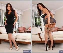 Lisa Ann - My Dad's Hot Girlfriend