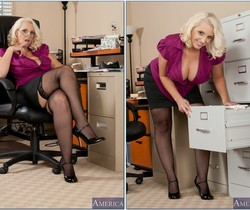 Mandy Sweet - Seduced By A Cougar