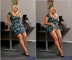 Karen Fisher - Naughty Office