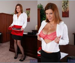Sara Stone - Naughty Office