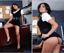 Ruby Rayes - Naughty Office