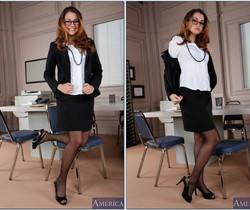 Allie Haze - Naughty Office