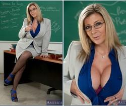 Sara Jay - My First Sex Teacher