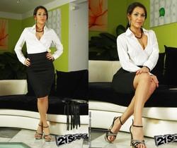 Kathia Nobili, Samia Duarte