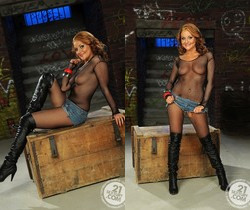 Becky Stevens - 21 Sextury