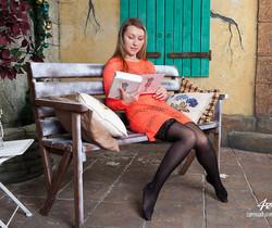 "Pesenting New Hairy Russian Teen Model Stella B In ""pretty H"