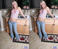Danielle Lynn - Booty - SpunkyAngels