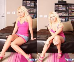 Emma Heart - Lots Of Pink - SpunkyAngels