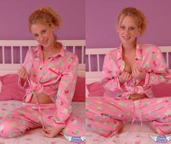 Lucky - Pink Pj's - SpunkyAngels