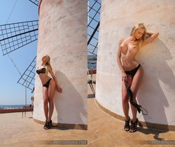 Brigitte - The Windmill - PhotoDromm