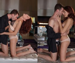 Ashley S & James Deen - Awakening - X-Art