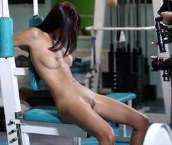 Working Out - Paula Shy