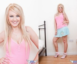 Katie K - Baby Blues & Pinks - SpunkyAngels