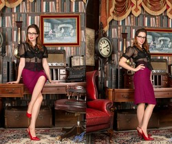 Tiffany Naylor - Naughty Boss