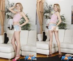 Lana Roberts - Pink Ribbons - Butt Plays