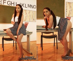 Jenny B - Anything for Discipline - Mighty Mistress