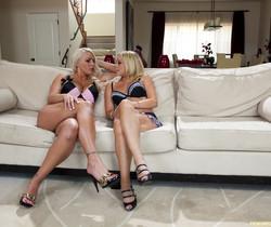 Sadie Swede & Shawna Lenee