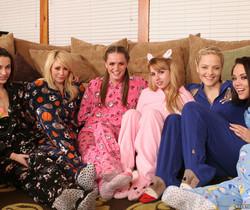 Alexis Texas's All-Girl Group Sex Slumber Party