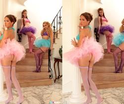 Jenna Haze, Faye Reagan, Lexi Belle - Ballerina Ballers
