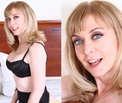 Mahina Zaltana and Nina Hartley