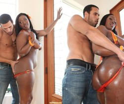 Aryana Starr - Chocolate Wants Cream