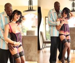 Sadie West Takes In Lex's Huge Dick