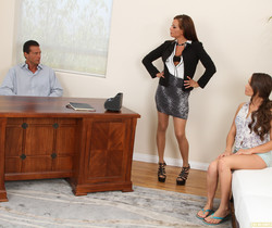 Teal Conrad and Tory Lane Get Him Done