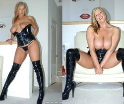Big Tit Blonde Zoey Andrews