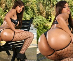 Big Booty Ebony Beauty Catalina Taylor Gets Fucked