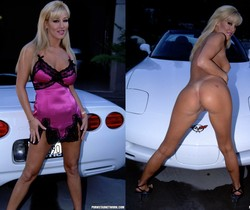 Jill Kelly doing Public Anal