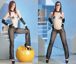 Alexa Mai and Vanessa - Bad Girls Getting Kinky