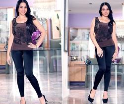 Tacori Blu and Taylor Dare - Yummy Latina MILF Wants Some