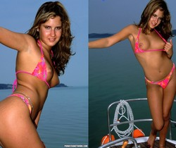 Jenny Wings Goes Sailing and Gets Anal