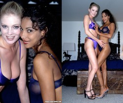 Avalon and Dee Spark a Threesome