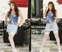 Tiffany Mynx - MILF Needs a 2 on 1