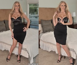 Julia Ann Takes Him Inside