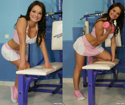 Jenny Baby Takes a Dirty Double Dare