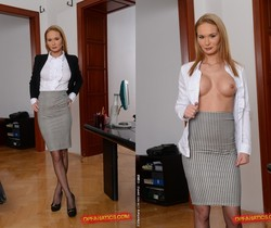 Kery Miller - Office Gossips - DPFanatics