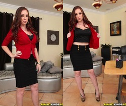Jessica Rayne - Best Breast - Big Tits Boss